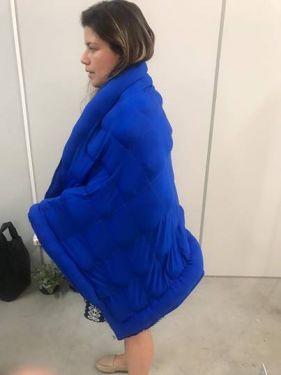 cobertor de pesos P